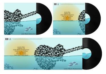 Album Artwork Mock-up for The Black Keys